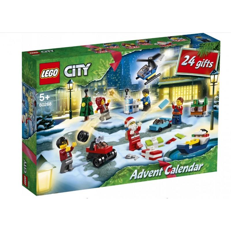Kalendarz Adwentowy LEGO CITY 2020